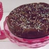 Torta pere cioccolato & mascarpone (una delizia!)