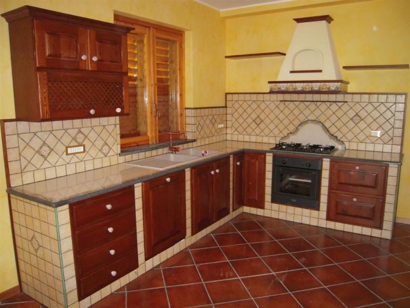 Piastrelle Rustiche Per Cucine In Muratura | Rivestimenti In ...