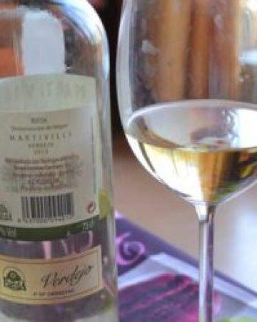 Os presentamos el Martivilli 2013 Rueda Verdejo, un buen vino blano de la denominación de origen de Rueda.