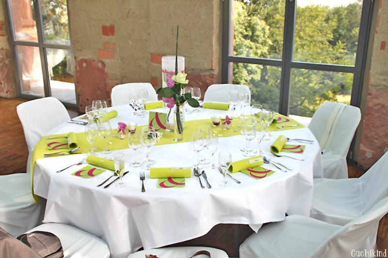 Tischdekoideen fr eure Hochzeit  Cuchikind