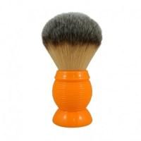 Brocha de afeitar Razorock Beehive Naranja 28mm