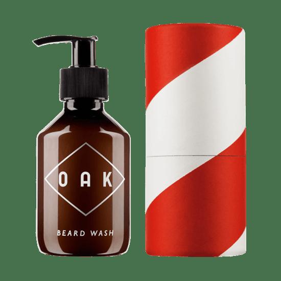 Champú para barba Oak 200 ml