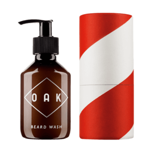Champú para barba Oak 200 ml