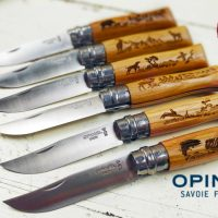 🆕 Opinel Animalia N°8 Inoxidables