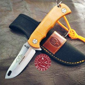 cuchillo muela atb 9 naranja