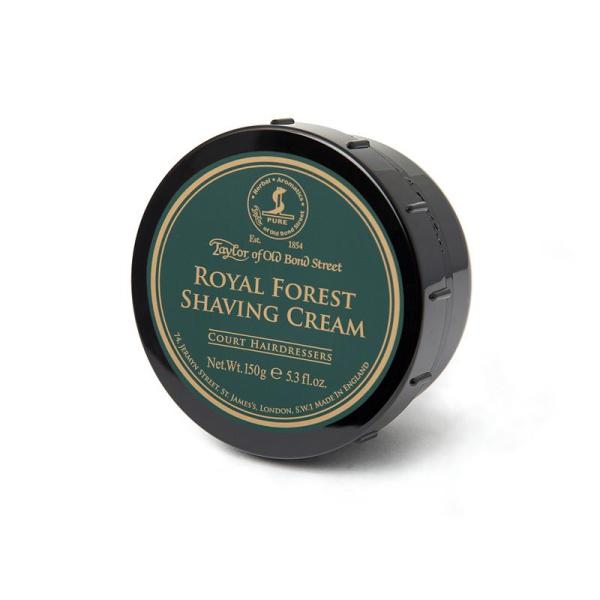 crema de afeitar royal forest