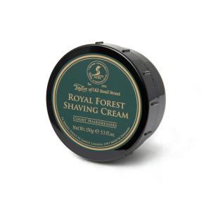 crema de afeitar royal forest