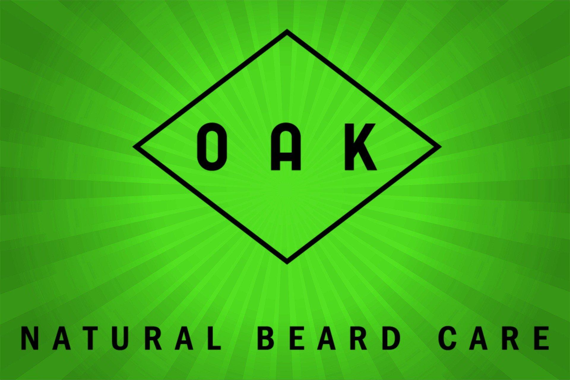 oak cuidado barba