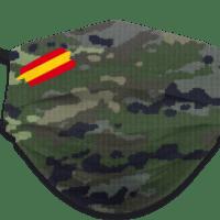 ⚠️ Mascarillas Bandera de España Reversibles y Camuflaje disponibles muy pronto