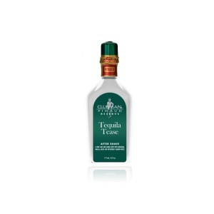 after shave clubman tequila tease