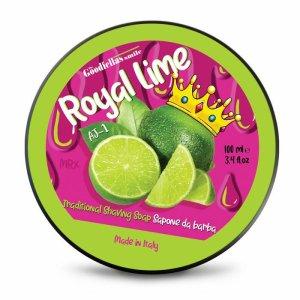 jabon afeitar royal lime the goodfellas smile