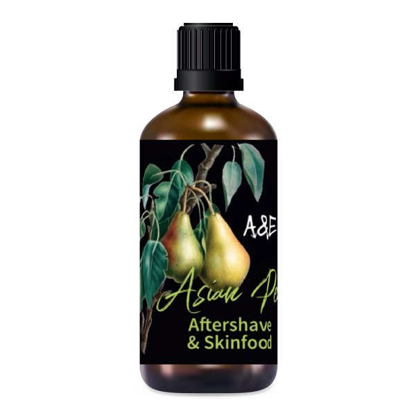 after shave asian pear a&e