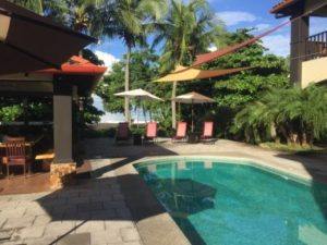 costa rica playa hermosa for rent