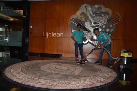 Cuci Karpet Kantor Bank Indonesia Pusat