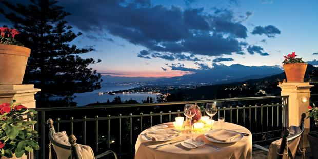 Gli 11 ristoranti panoramici pi belli dItalia  Foto di