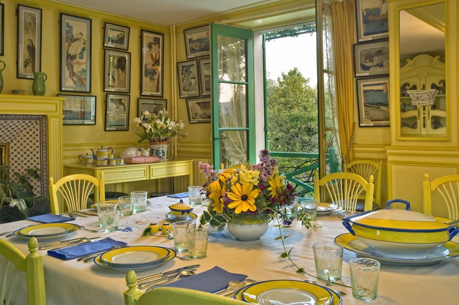 Cucine dartista da Monet alla Kahlo il tour nelle casemuseo  Foto di CorriereCucinait