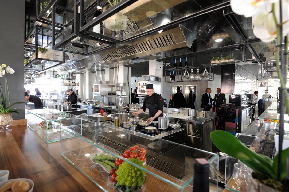 10 ristoranti con la cucina a vista  Foto di