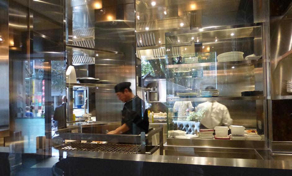 10 ristoranti con la cucina a vista  Foto di CorriereCucinait