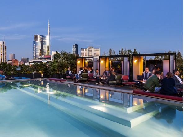 Ristoranti con terrazza da Milano a Taormina passando per Roma ecco i 17 migliori  Cucina Corriereit
