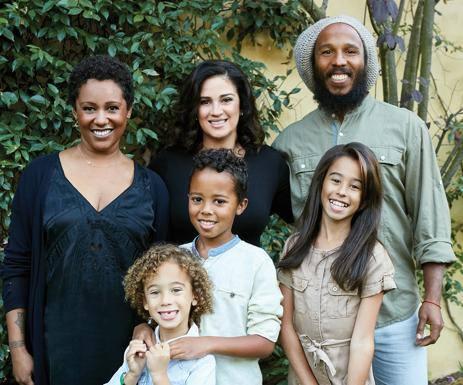 Ecco le ricette sane di mio pap Bob Marley il nuovo libro del figlio Ziggy  Cucina Corriereit