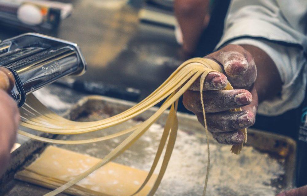 Il corso di cucina dove metti le mani in pasta