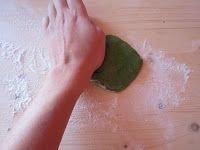 Ricetta tagliatelle verdi all'uovo