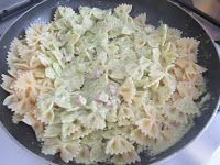 mantecate la pasta
