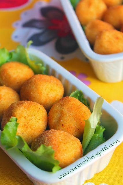 crocchette di polenta