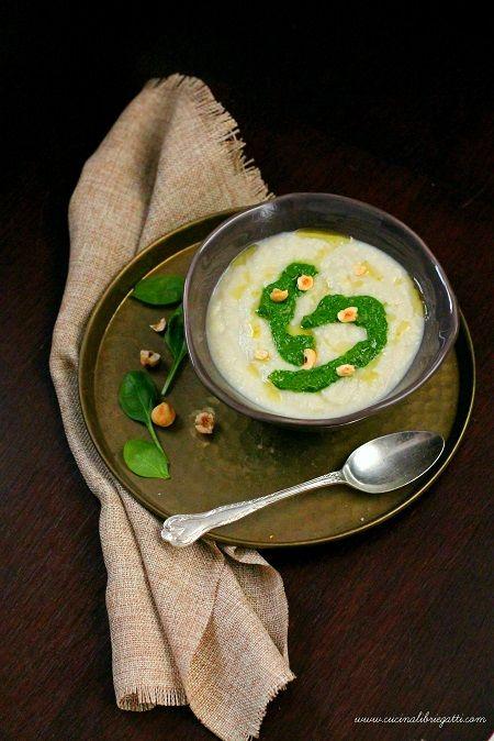 zuppa di topinambur