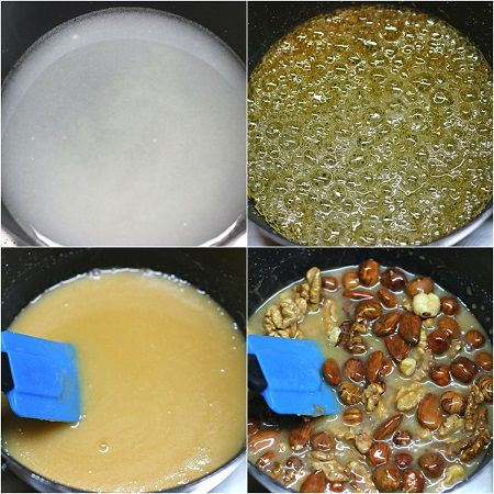 ricetta crostata di frutta secca