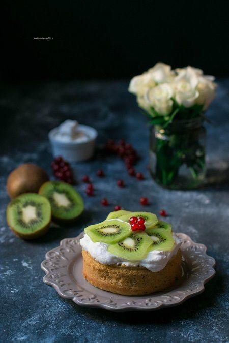 torta di kiwi