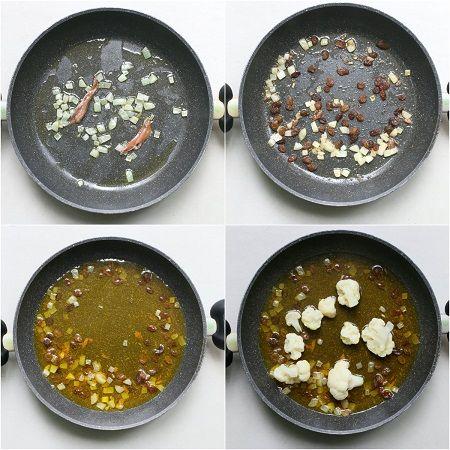 come fare la pasta con il cavolfiore