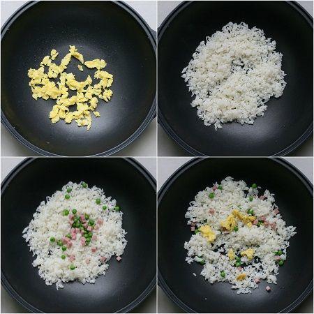 come si prepara il riso alla cantonese
