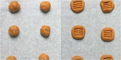 come preparare i biscotti al burro di arachidi