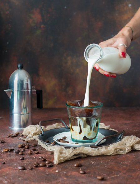 caffè alla leccese