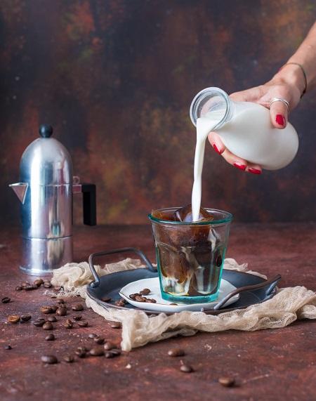 caffè leccese ricetta