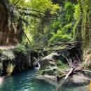 percorso fiume alento