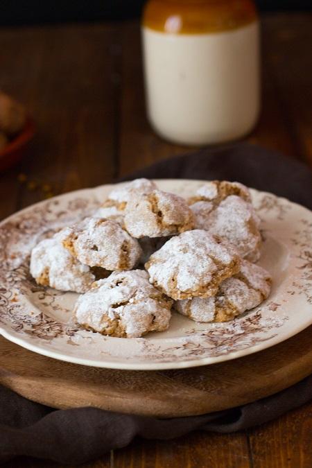 biscotti con la noci