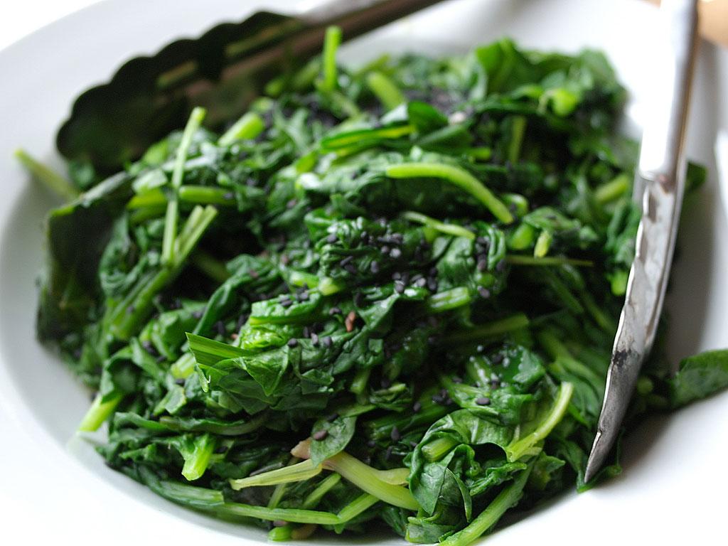 Ricette con Spinaci crudi