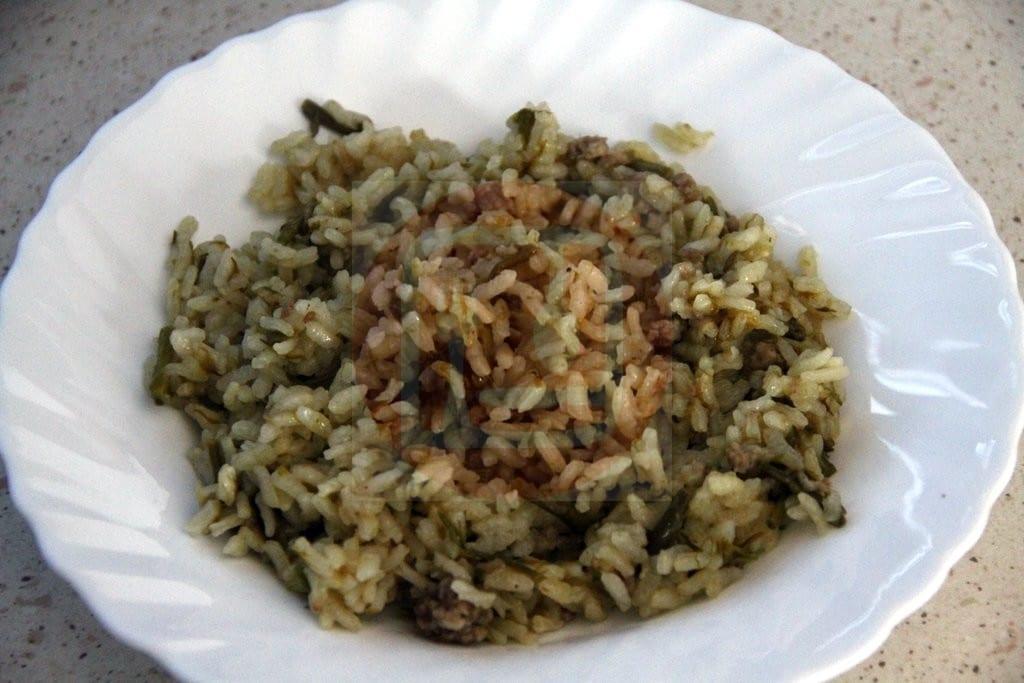 Risotto con asparagi e salsiccia ricette di cucina for Cucina facile ricette