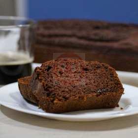 plumcake al cioccolato con ricotta di norcia