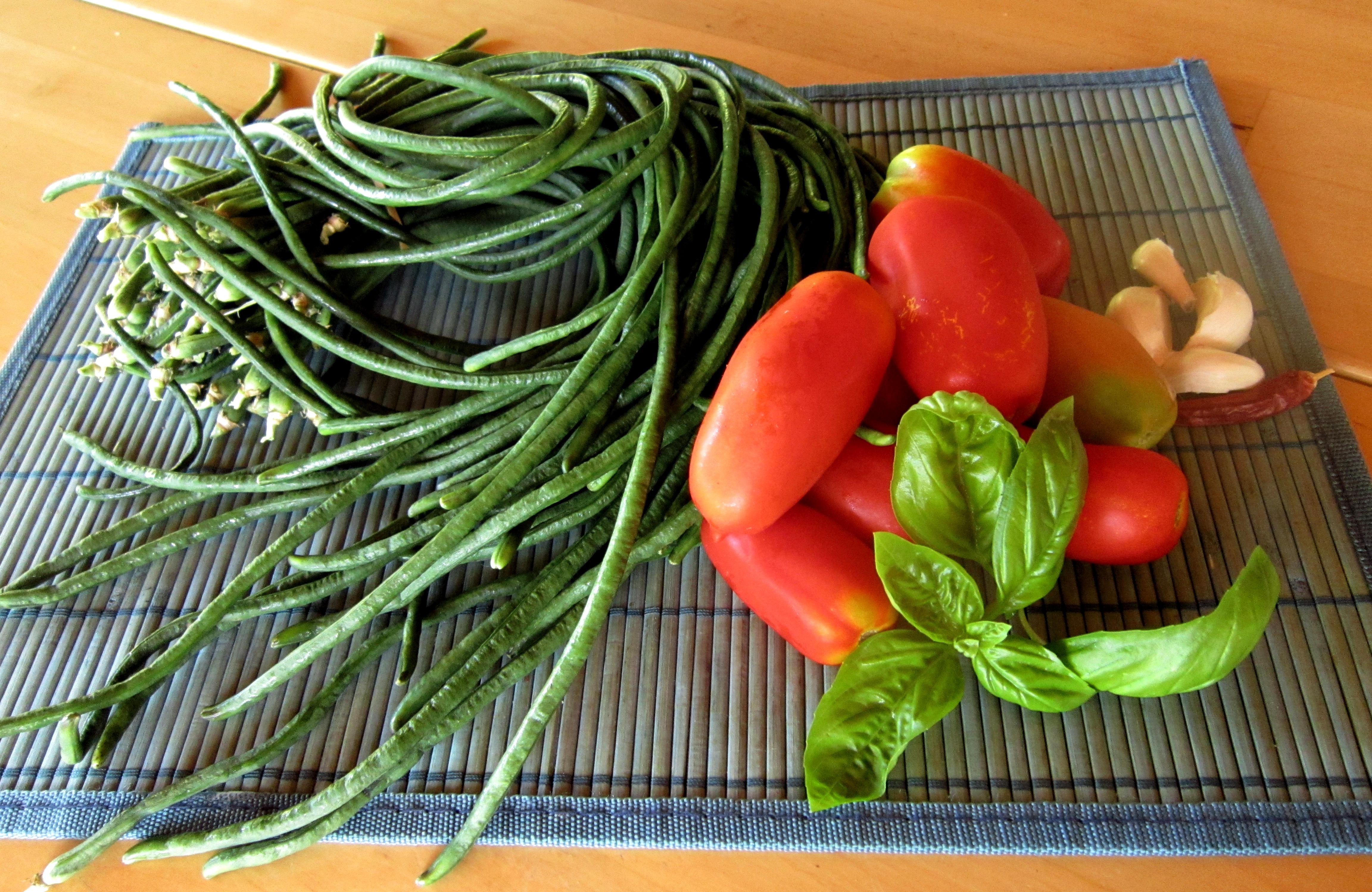 I fagiolini 39 stringhe 39 ancora un dono dell 39 estate - Cucinare i fagiolini ...