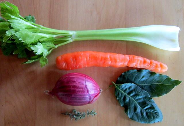 Ragu' di verdure all'ortolana