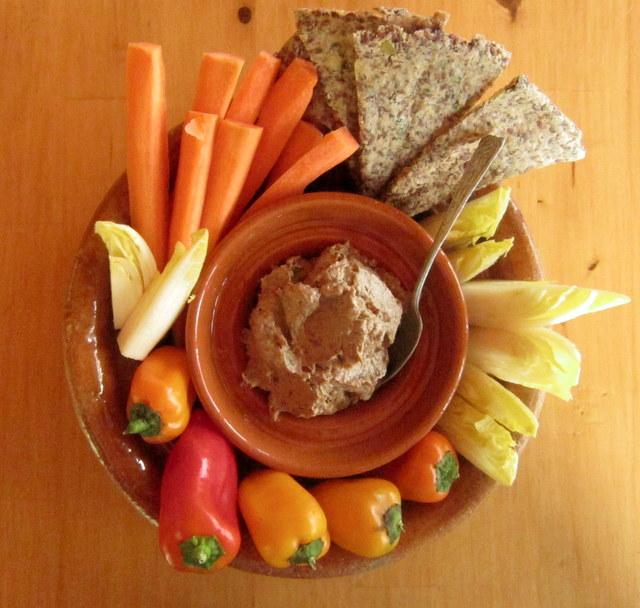 Salsa al radicchio rosso, vegetale e senza glutine