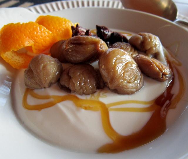 Castagne secche, un dessert da scoprire.