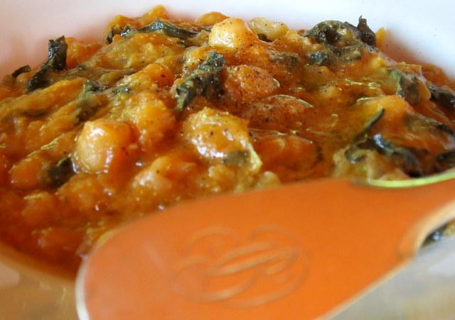 Zuppa toscana 'Ribollita', priva dei principali allergeni.