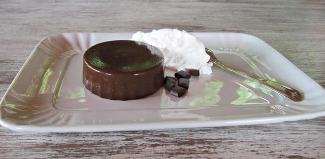 Liquirizia e cocco, un dessert digestivo