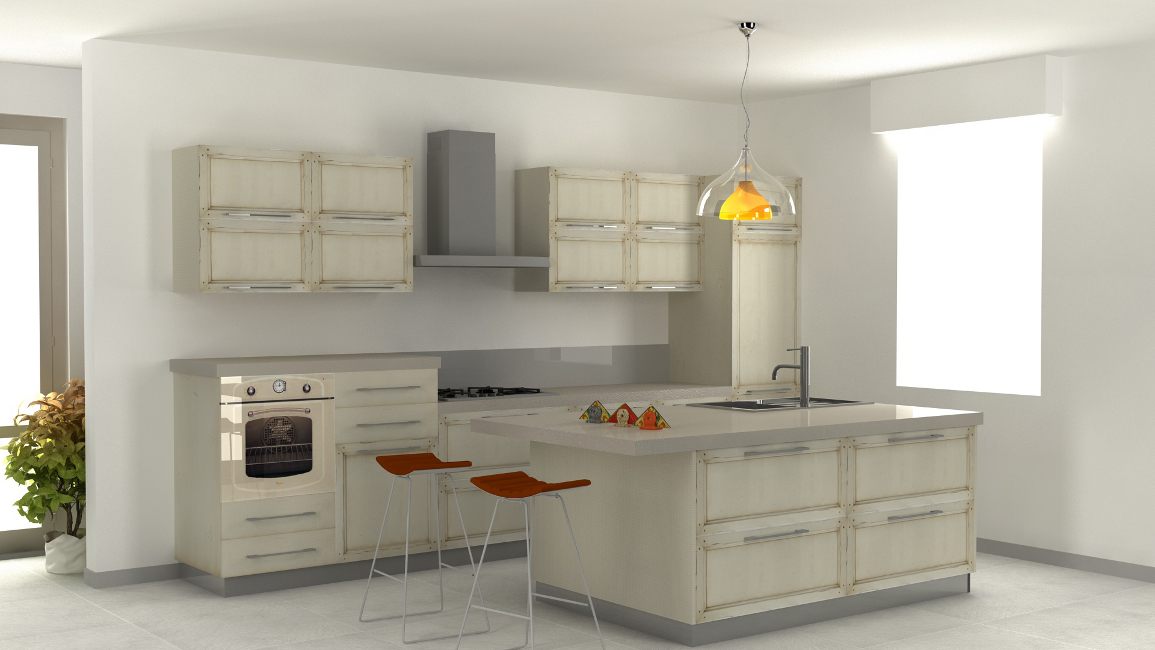 Cucine artigianali toscane  Falegnameria CR  Cucine artigianali in legno e muratura