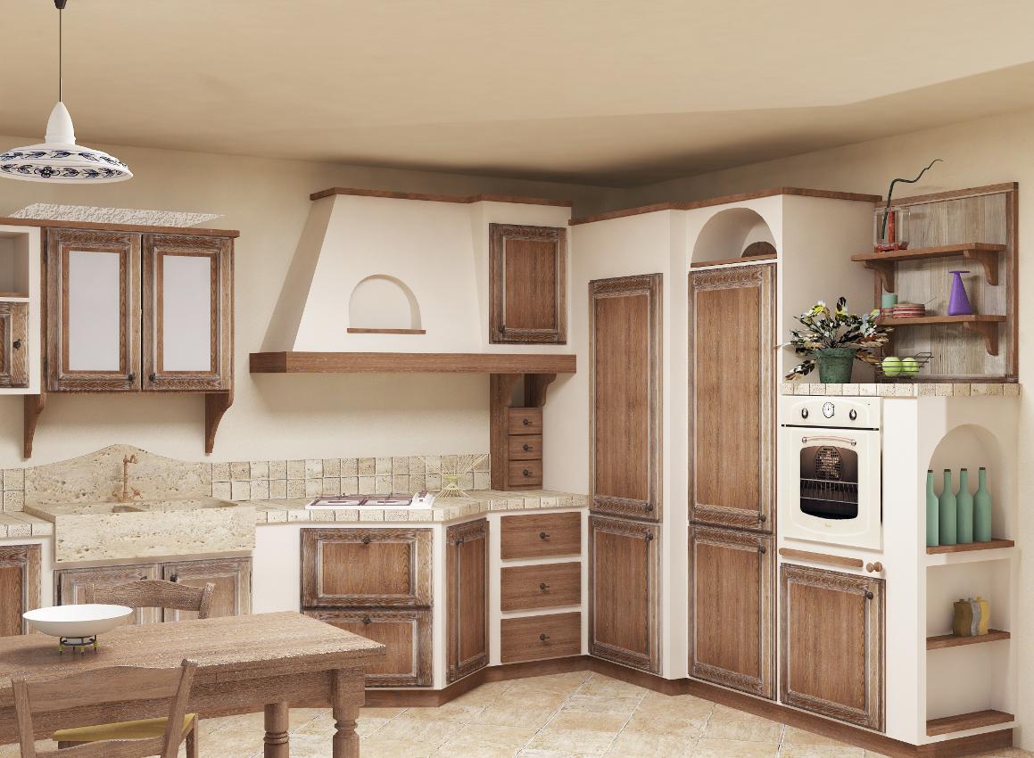 cucine artigianali  Cucine artigianali toscane