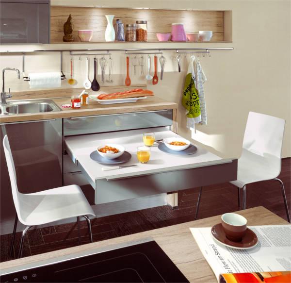Cucine piccole e funzionali su misura  Clara Cucine